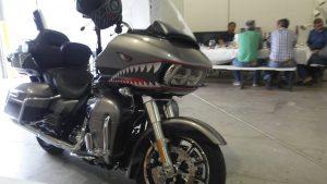 Custom Motorcycle Graphics
